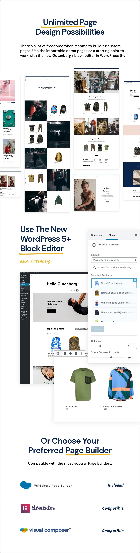 Mr. Tailor - eCommerce WordPress Theme for WooCommerce - 10